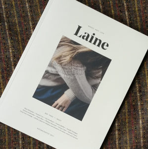 Laine Issue 3 Autumn Winter 2017