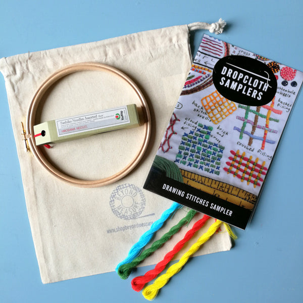 Dropcloth Sampler Kit add-on