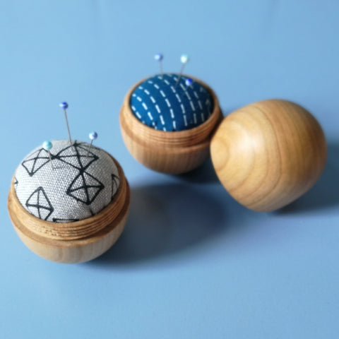 An Egg Pincushion