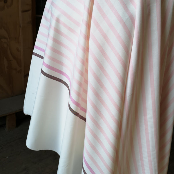 Breton Stripe Organic Cotton Panel