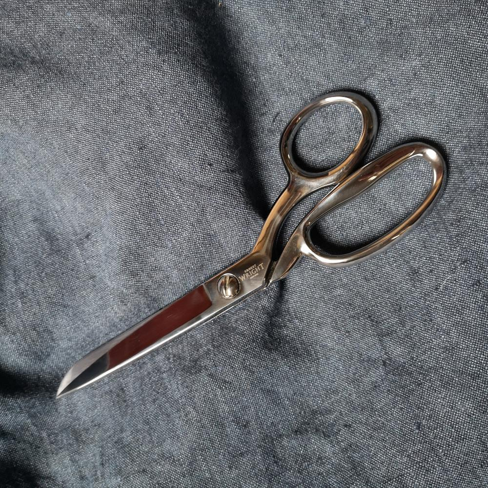 "Ernest Wright 8 1/4"" Shears"