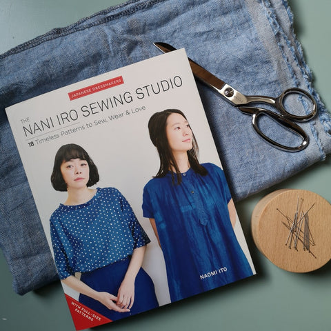 Nani Iro Sewing Studio with patterns by Naomi Ito