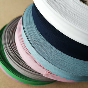Organic Cotton Bias Binding - Plain