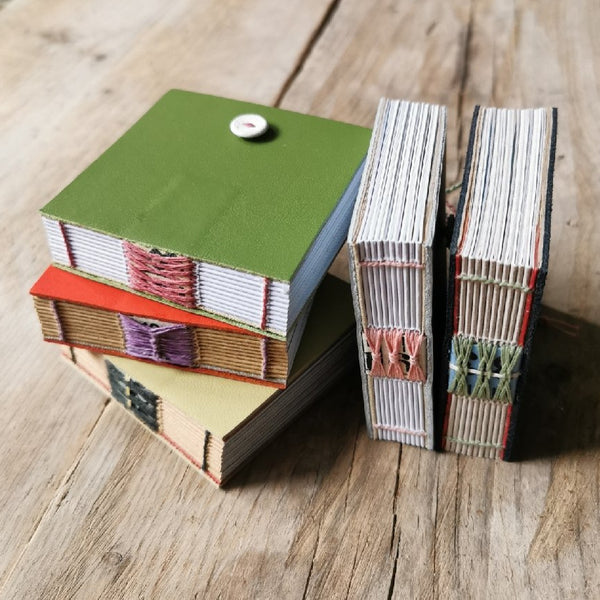 Mini Tape Measure Notebook