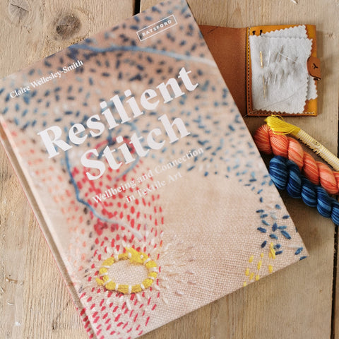 Resilient Stitch by Claire Wellesley-Smith.