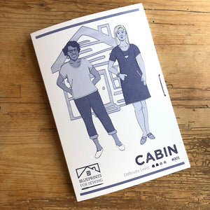 Blueprints for Sewing - Cabin Top/Dress Paper Pattern