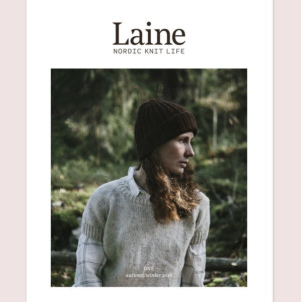 Laine Issue 1 - Winter 2016