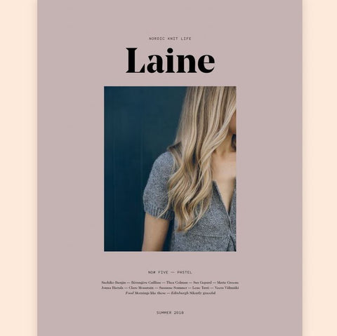 Laine Issue 5 Summer 2018