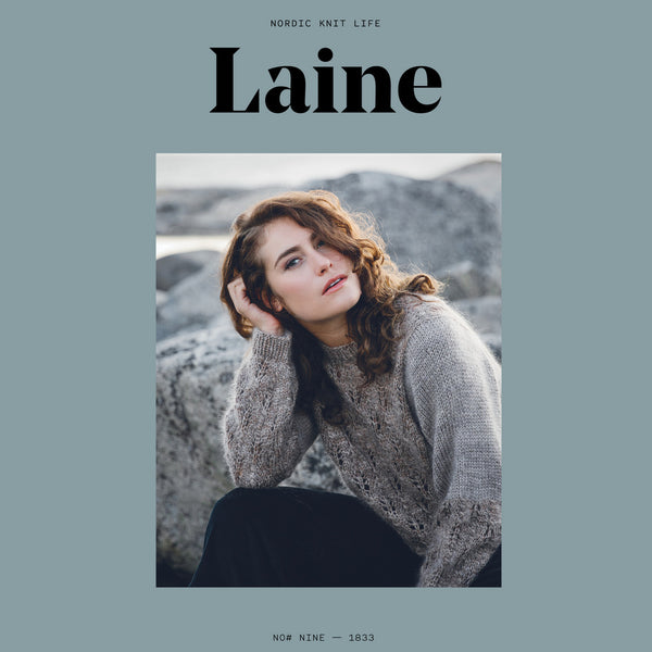 Laine Issue 9 Winter 2019 - PRE-ORDER