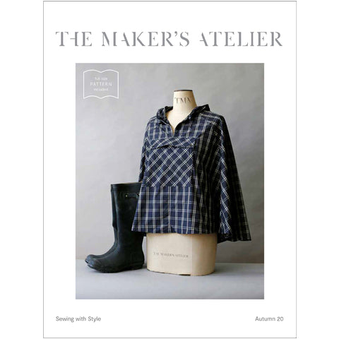 Maker's Atelier Magazine - Autumn 2020