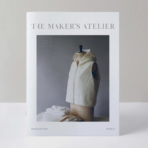 Maker's Atelier Magazine - Spring 2021 - pre-order for 21 Jan