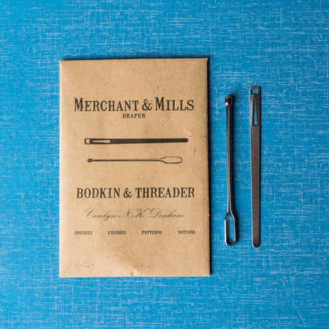 Merchant and Mills Bodkin and Threader Set