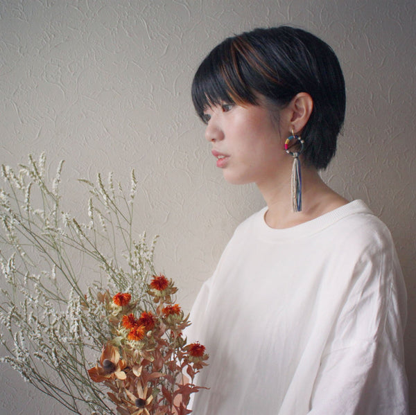 Thread Jewellery Ricca - Yubinuki collection