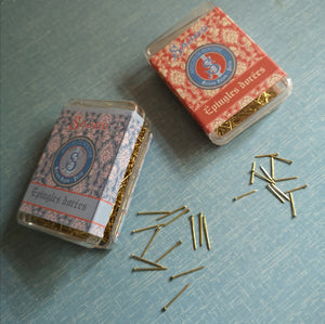Sajou Brass Applique and Craft Pins