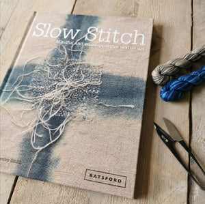 Slow Stitch by Claire Wellesley-Smith