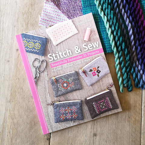 Stitch & Sew by Aneela Hoey