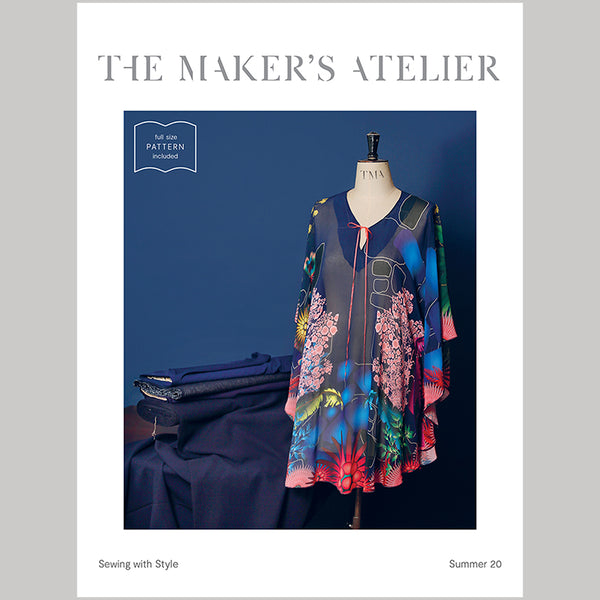Maker's Atelier Magazine - Summer 2020