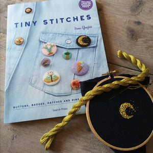 Tiny Stitches by Irem Yazici
