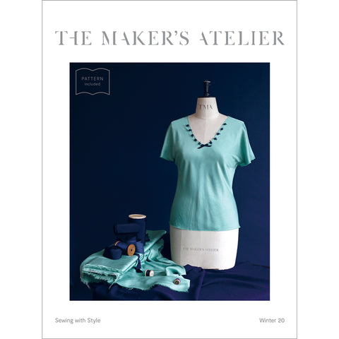 The Maker's Atelier Magazine - Winter 2020
