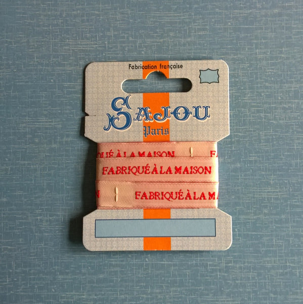 Sajou Woven Ribbon - Household Collection