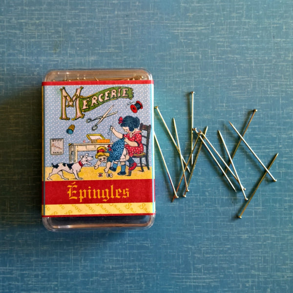 Sajou Steel Dressmaking Pins