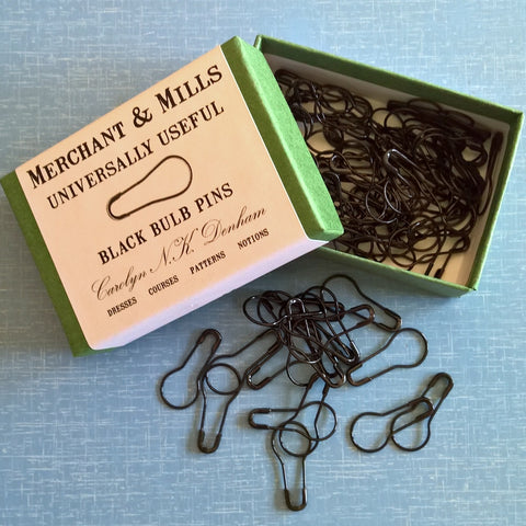Merchant and Mills Bulb Pins