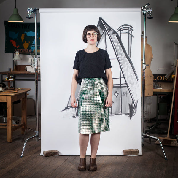 Blueprints for Sewing - A Frame Skirt Paper Pattern