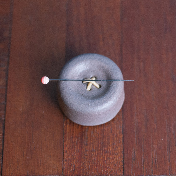 Cohana Shigaraki Magnetic Button
