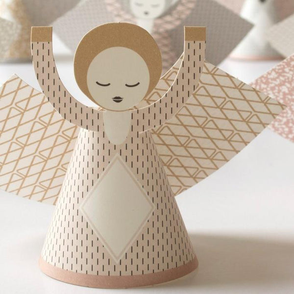 Decorative Paper Angels