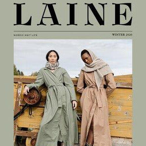 Laine Issue 10 - Rooted, pre-order for 11 December