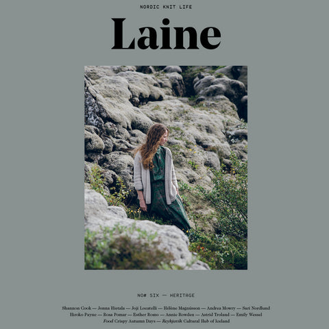 Laine Issue 6 - Autumn 2018