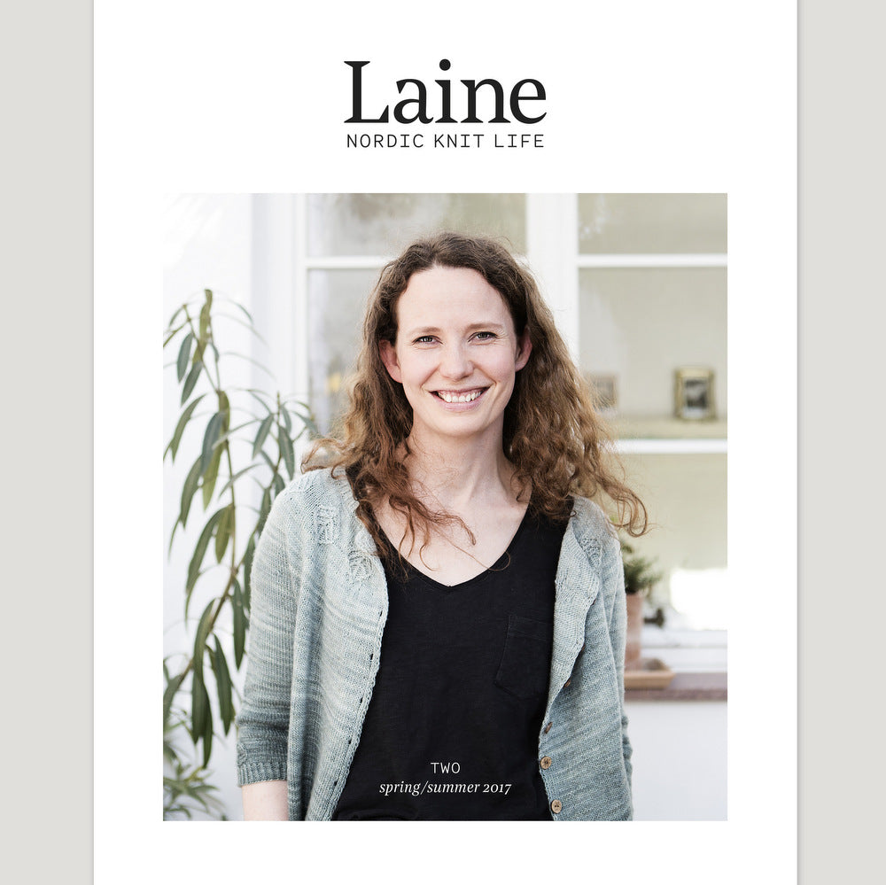 Laine Issue 2 - Spring Summer 2017