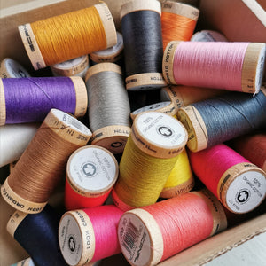 Organic Cotton Sewing Thread