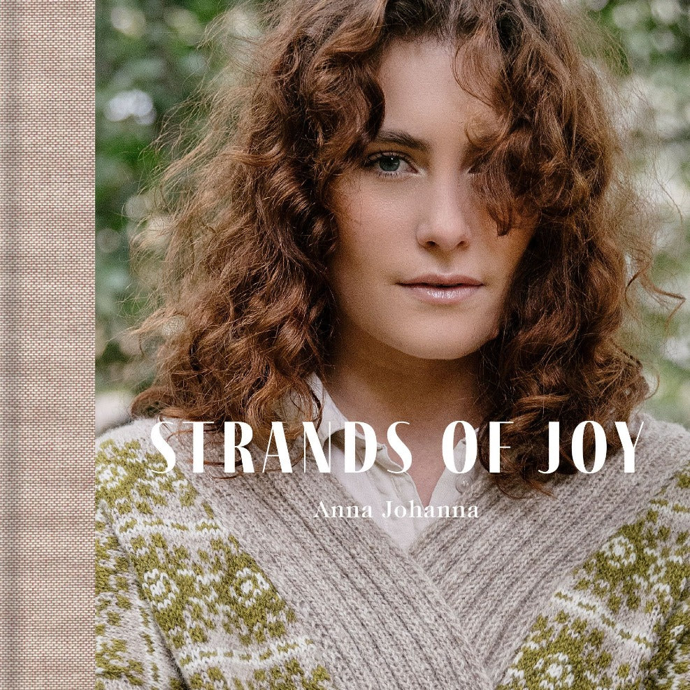 Strands Of Joy by Anna Johanna