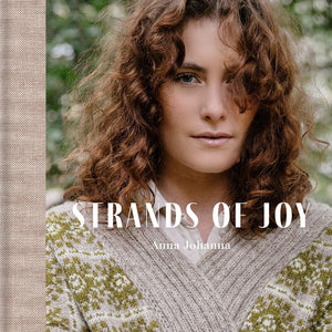 Strands Of Joy by Anna Johanna - Pre-order for February 2021