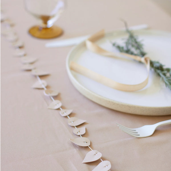 Twig - Decorative Paper Garland.