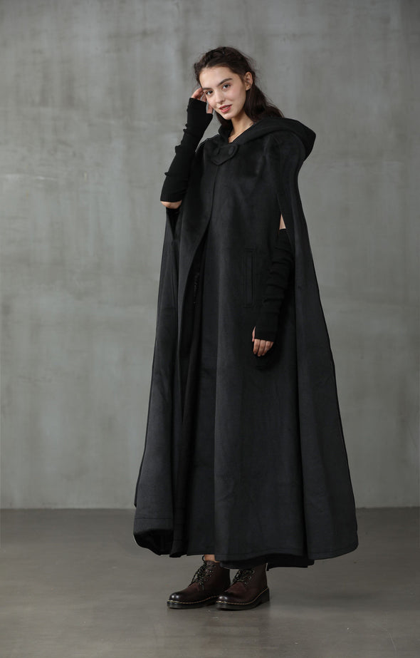 Outlander 2020 | 100% Wool Cloak Coat