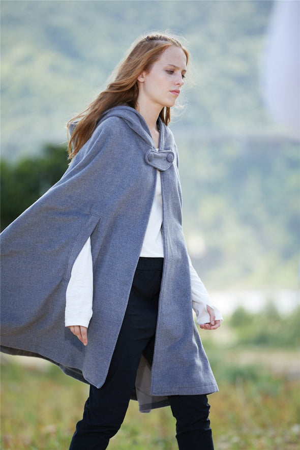 Life of Pi 05 |  hoode cloak 6 colors