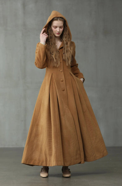 My Fair Lady 26 | Cashmere Coat