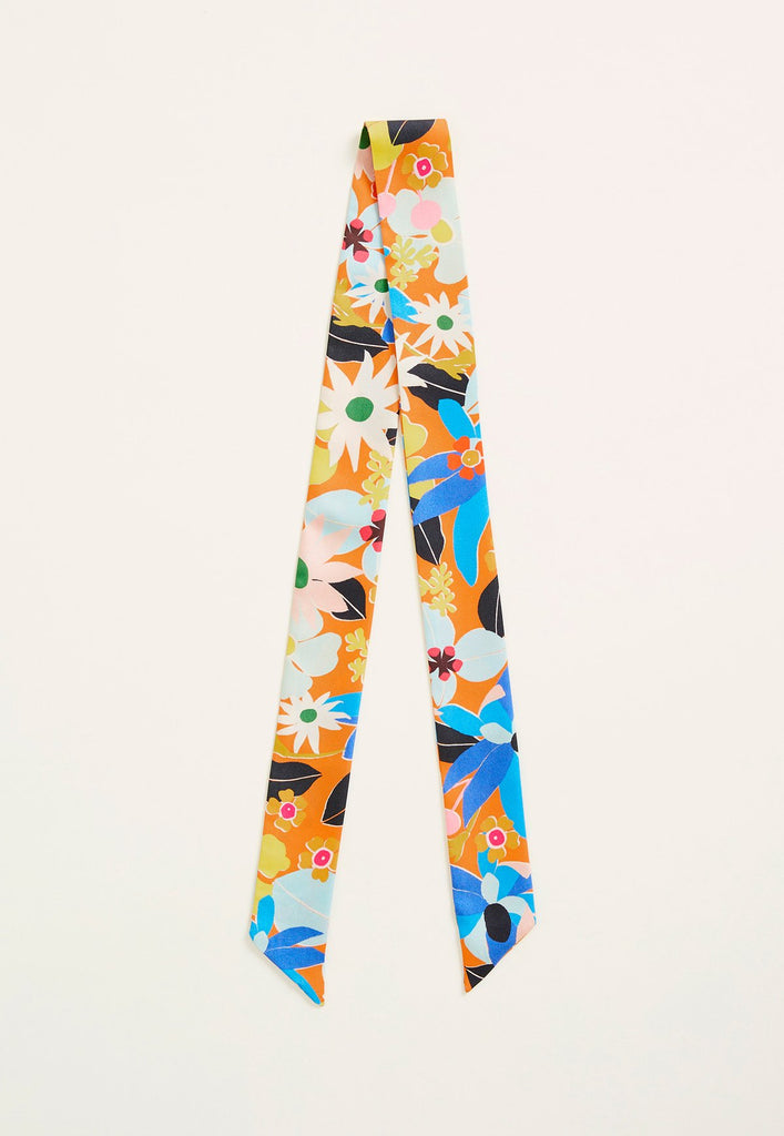 Nancybird Twilly Scarf - Summertime Floral