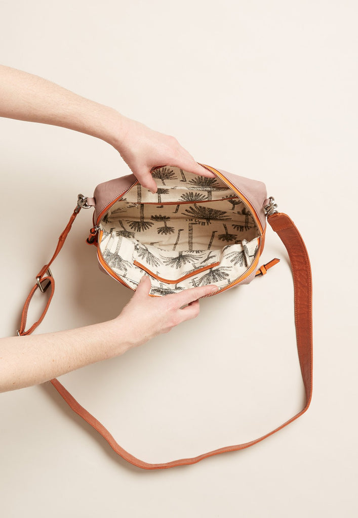 Nancybird Sturt Bag - Tobacco