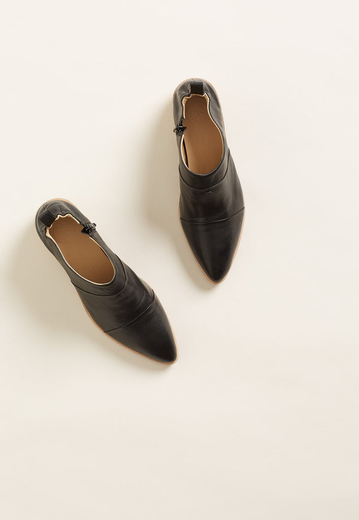 Nancybird Terra Loafer - Black