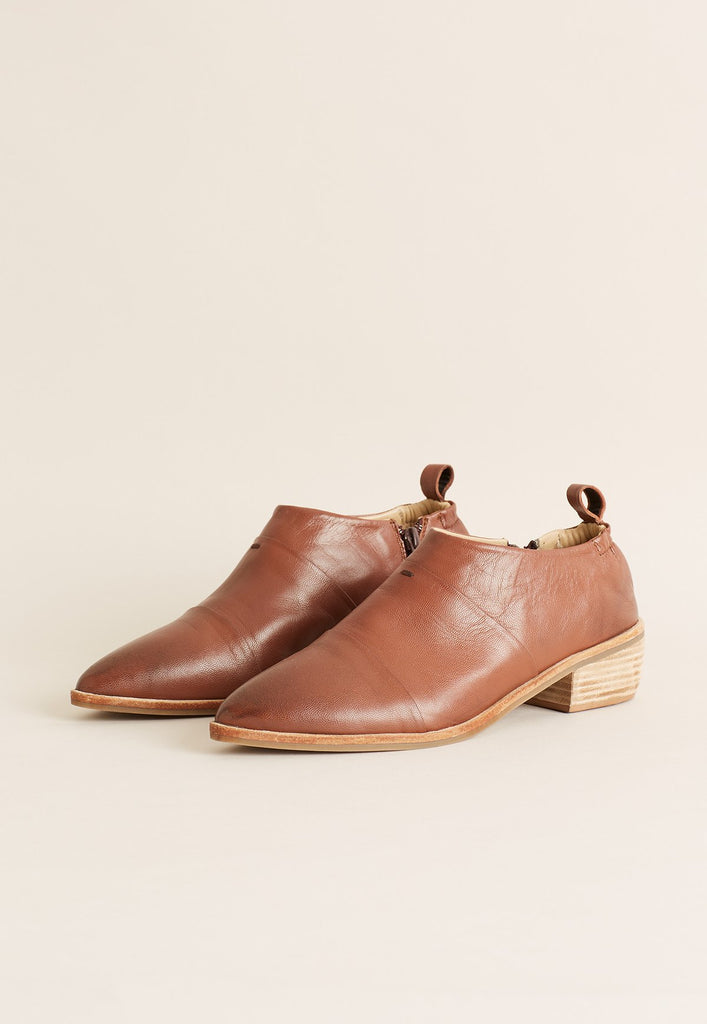 Nancybird Terra Loafer - Chestnut