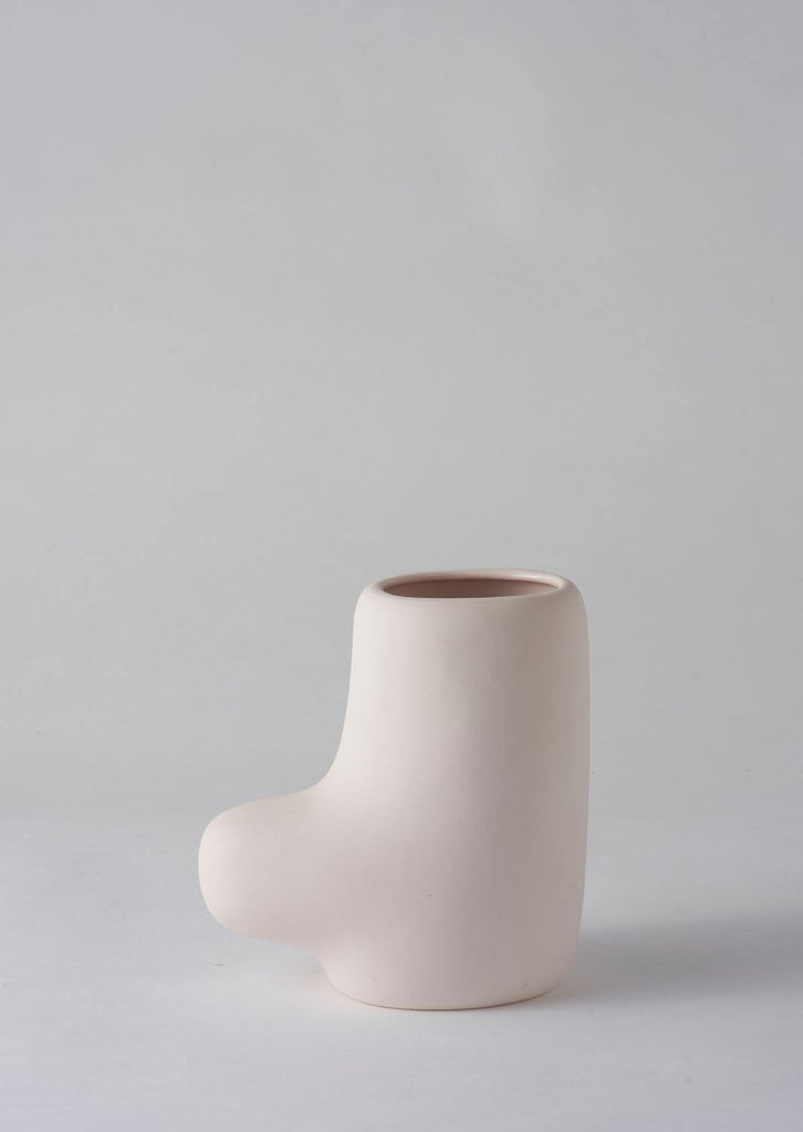 Angus & Celeste Art Form Vase - Small Blush