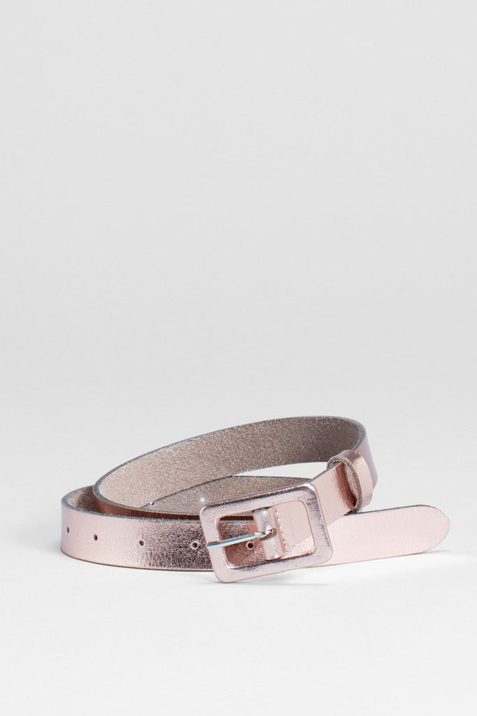 Elk Metti Belt - Rose Gold