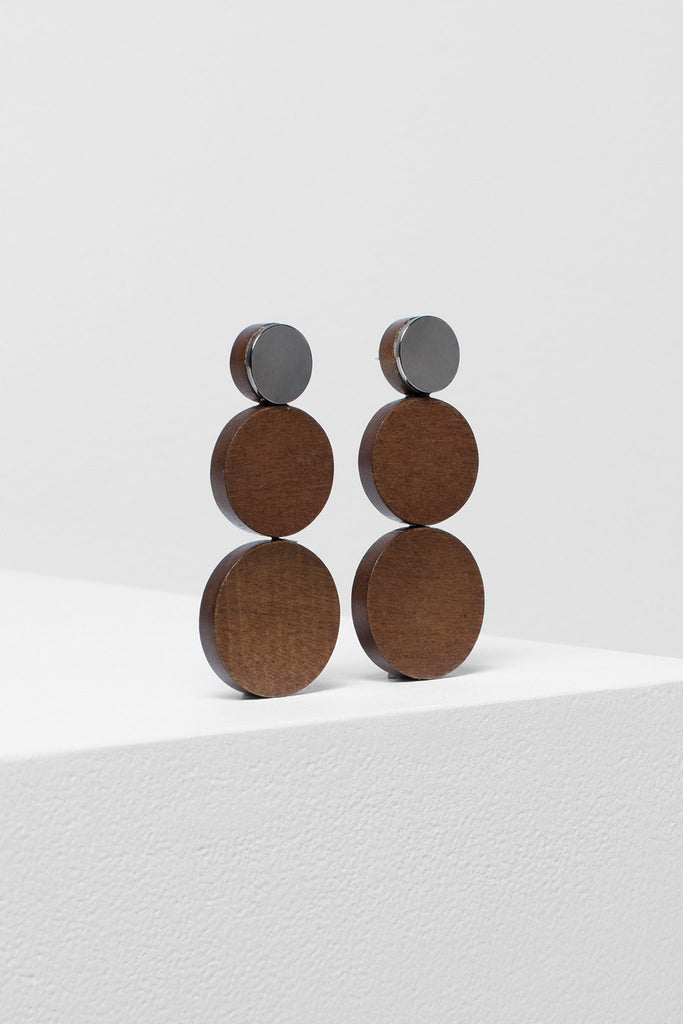 Elk Lanna Drop Earring