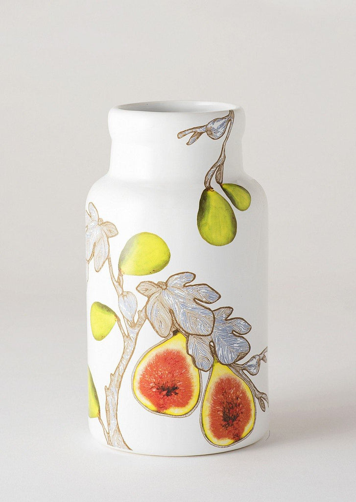 Angus & Celeste Large Vase - Fig