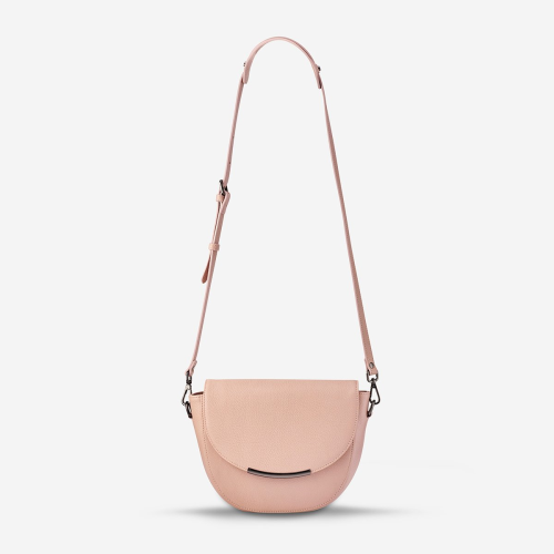 Status Anxiety The Oracle Bag - Dusty Pink