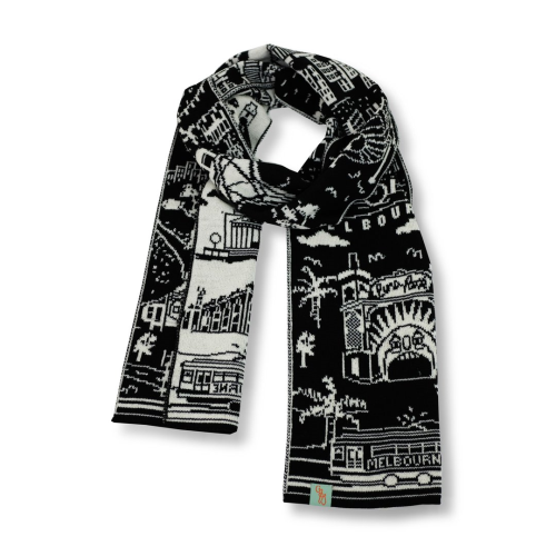 Otto & Spike Melbourne Scarf
