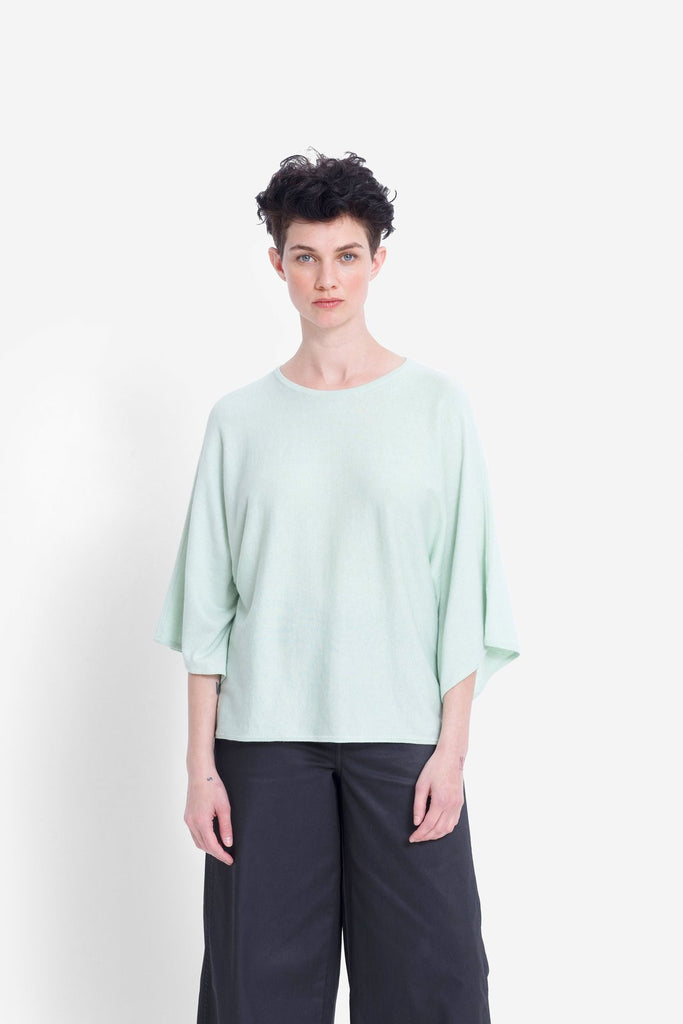 Elk Leidi Knit Top - Mint